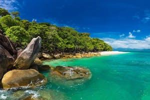 nudey beach fitzroy island