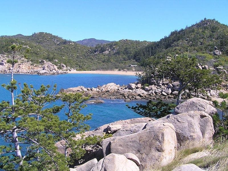 free things to do on magnetic island walk to florence bay