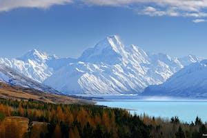 lake pukaki road trips new zealand