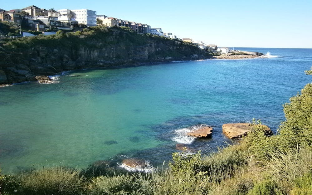 gordon's bay bondi to coogee beach walk