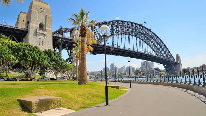 places to visit in sydney harbour bridge