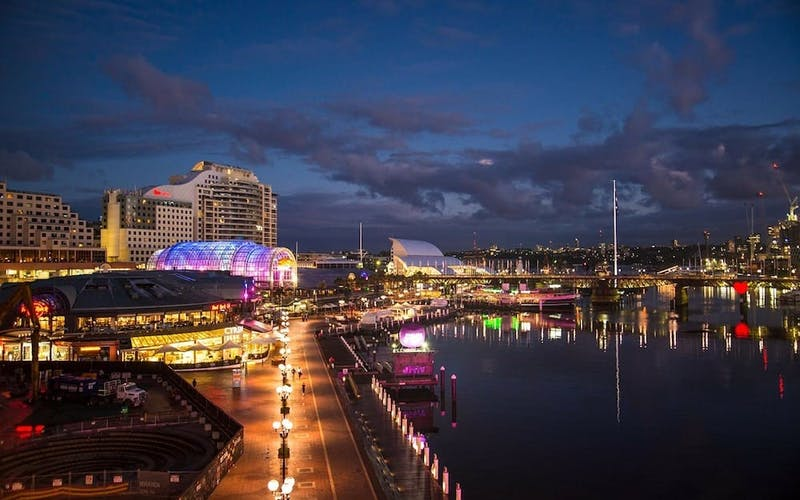 darling harbour places to see in sydney