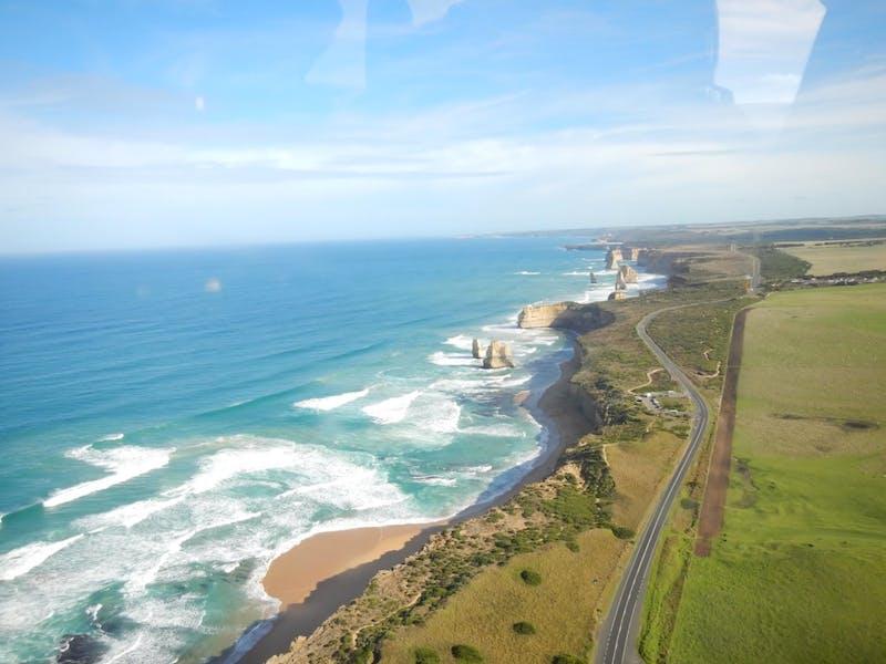 12 apostles great ocean road - east coast australia