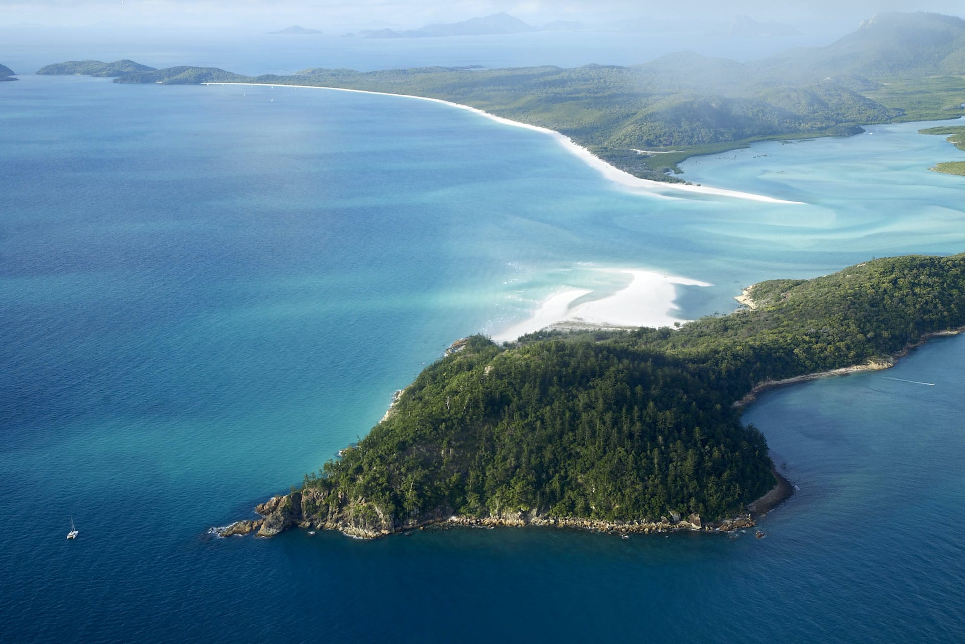 hill inlet whitehaven beach, whitsundays - east coast australia