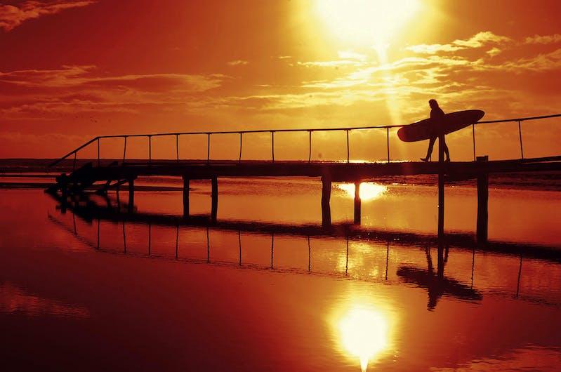 spot x surf camp on east coast of australia