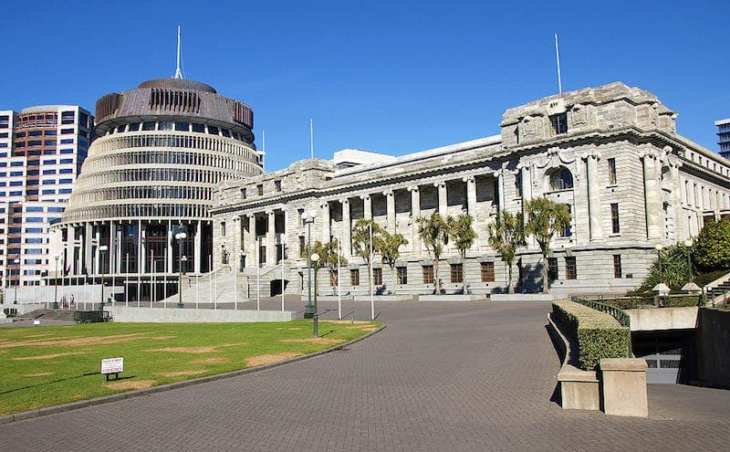 free things to do in wellington parliament house beehive