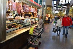 cheap eats melbourne queen victoria market