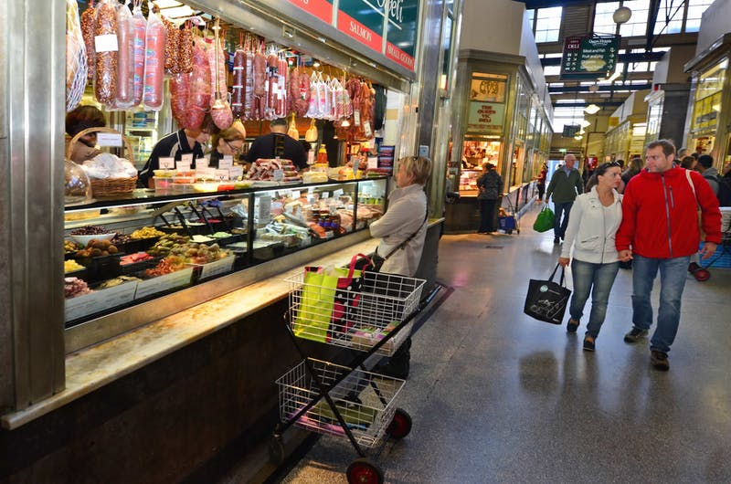 cheap eats melbourne queen victoria market