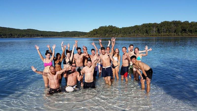 travelling east coast australia on a budget