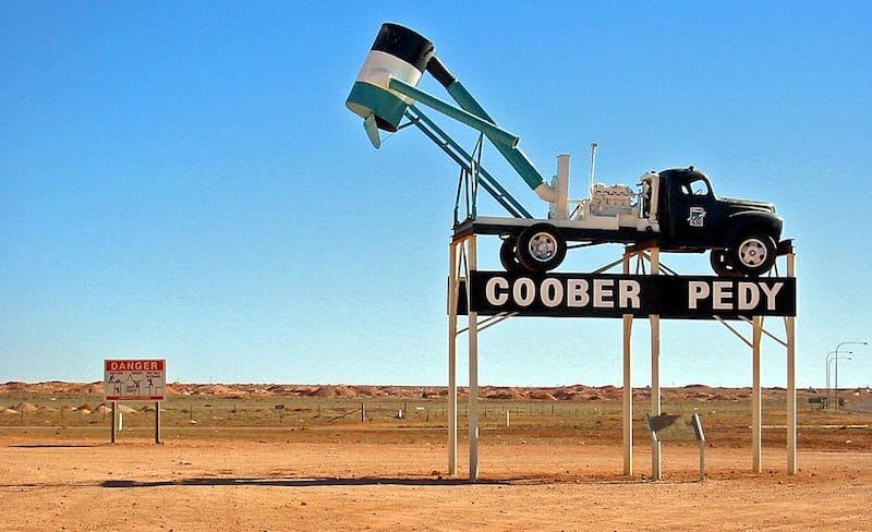 coober pedy strange place to visit in australia