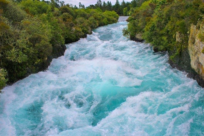 free things to do in taupo huka falls