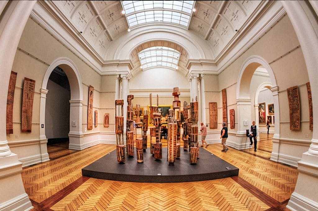 free things to do in sydney art gallery of nsw