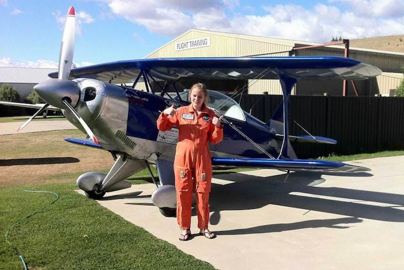things to do in wanaka aerobatic flight