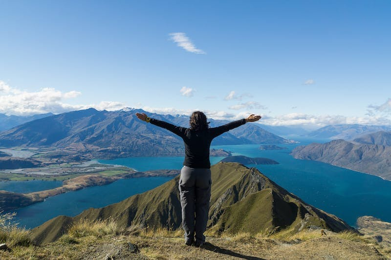 what to do in wanaka roy's peak