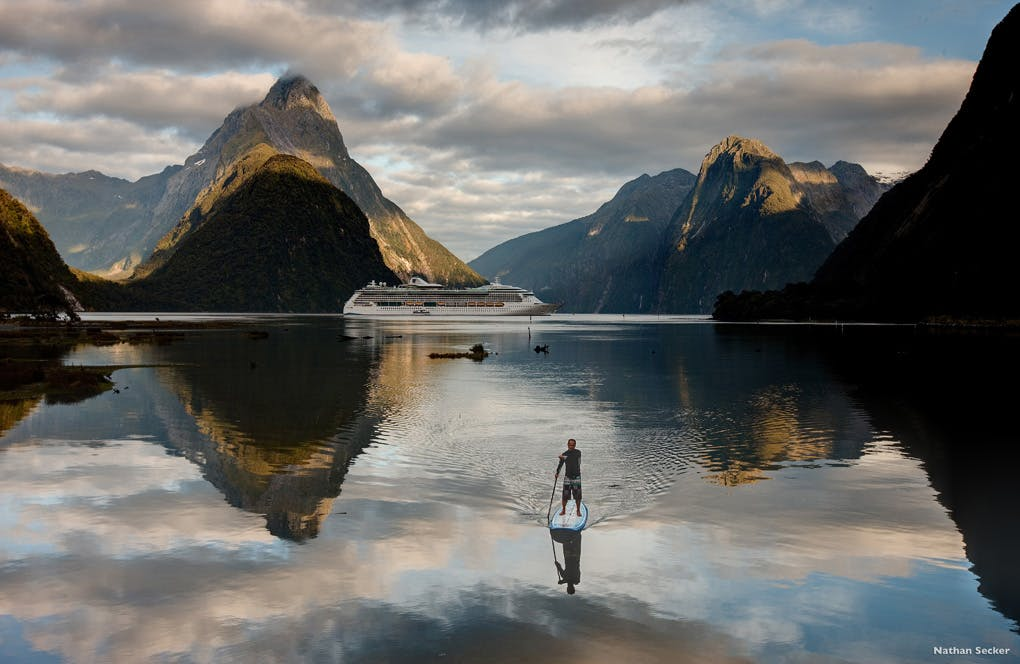 worlds best scenery milford sound