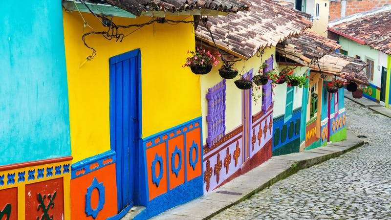best tourist destinations colombia