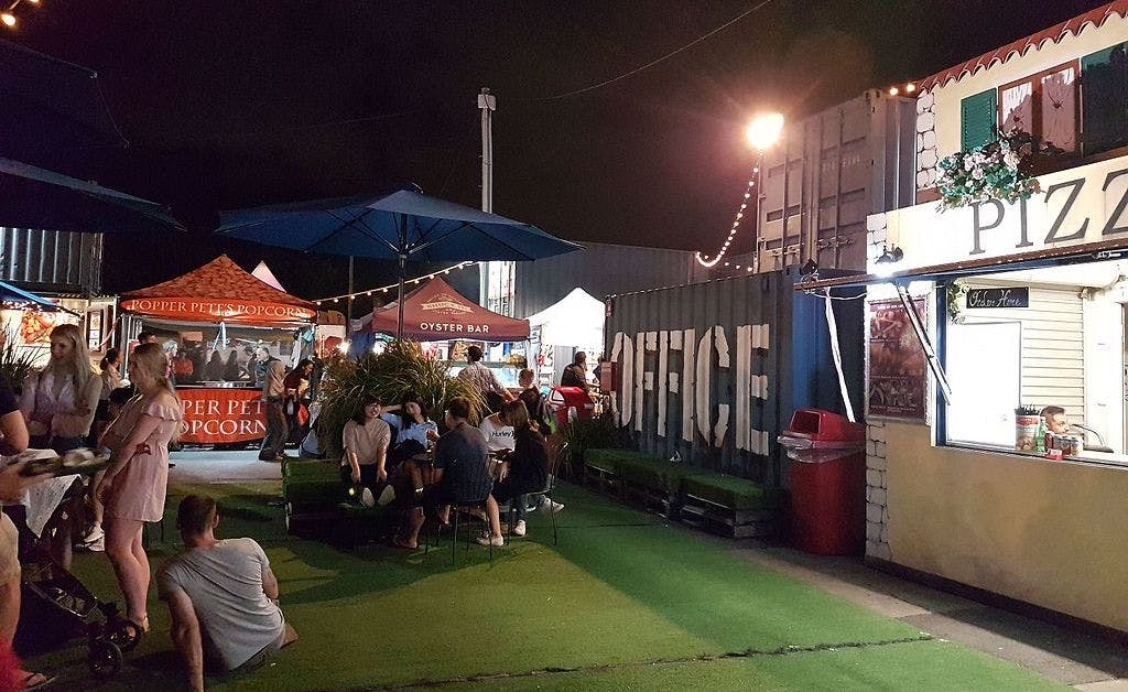 winter night market brisbane what to do in brisbane for free