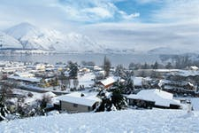 wanaka new zealand in winter