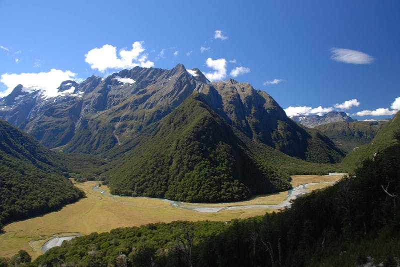 routeburn track best walks in new zealand