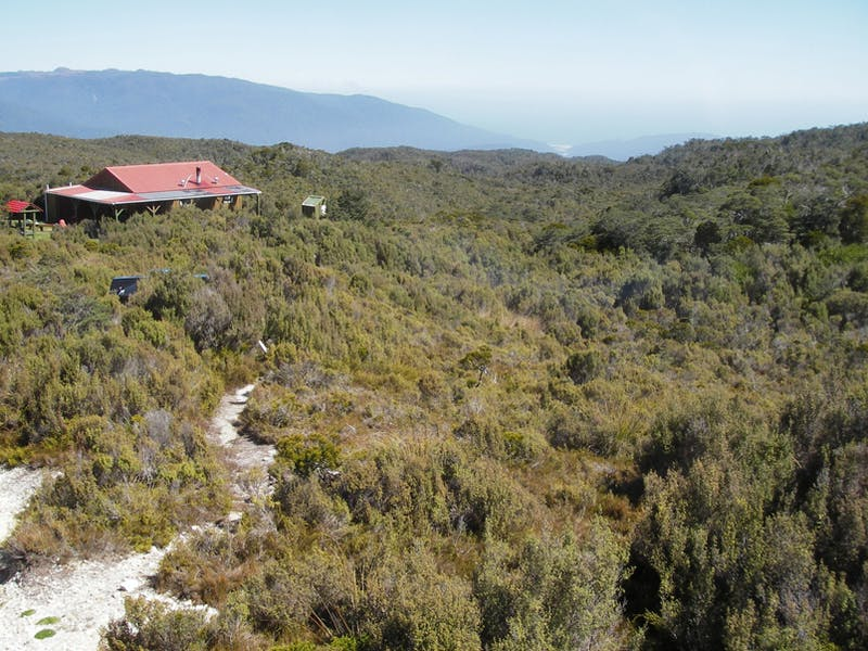 the heaphy track great walks of new zealand