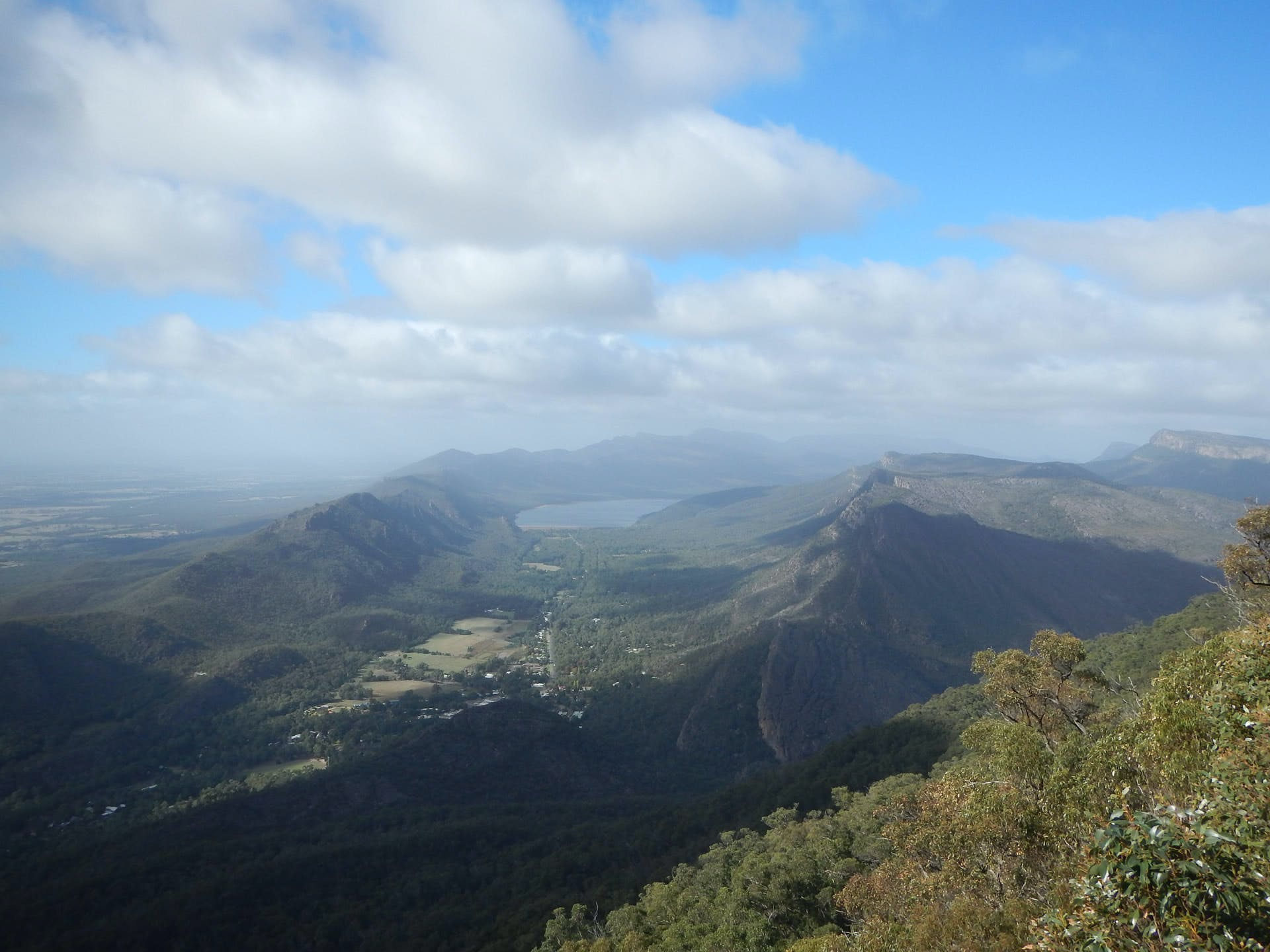 the grampians tour