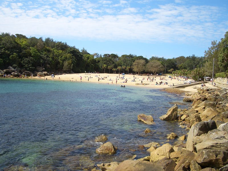 amazing places in australia shelly beach