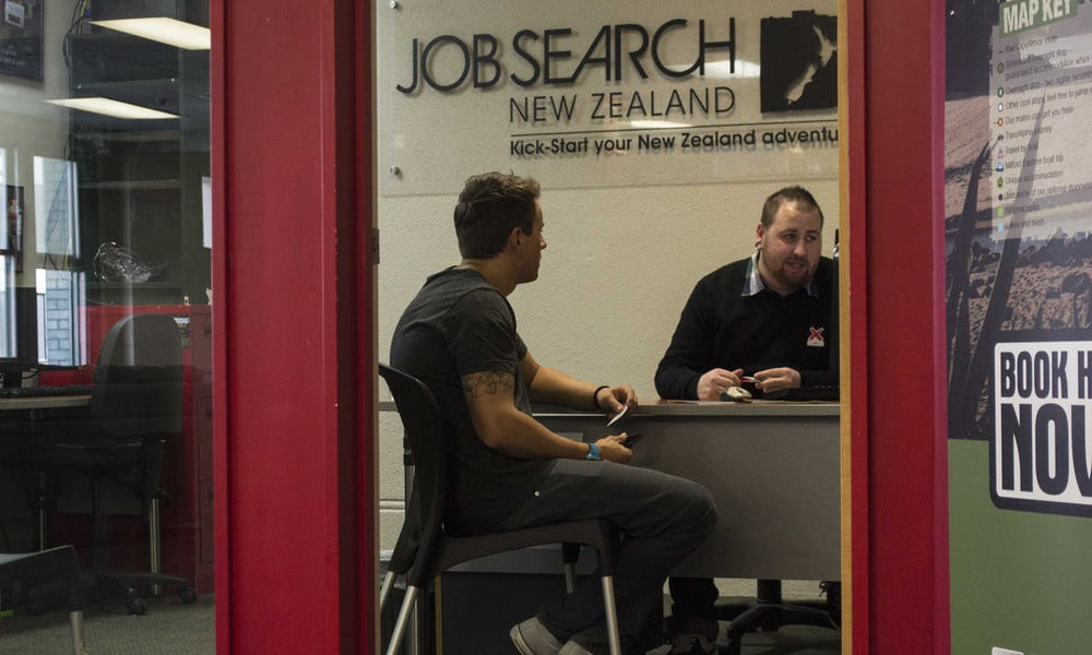 jobsearch new zealand at base hostel auckland