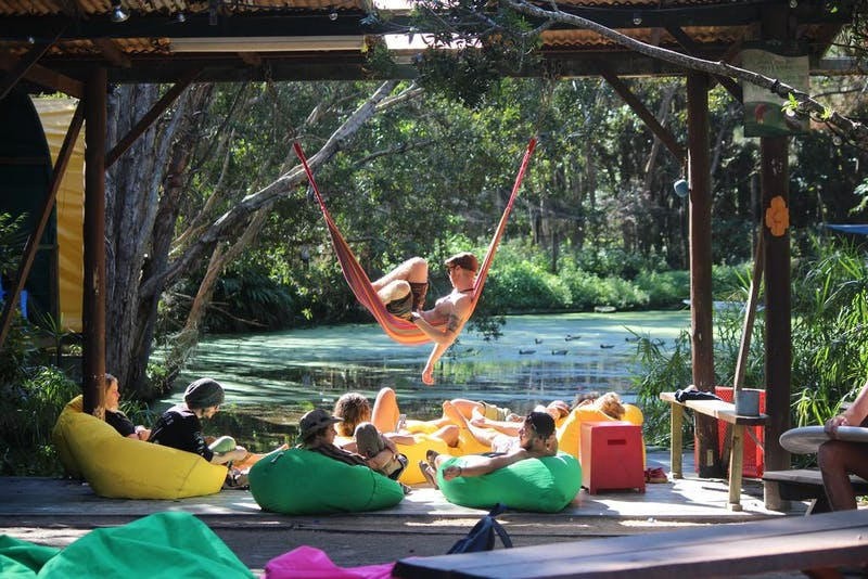 arts factory lodge things to do in byron bay