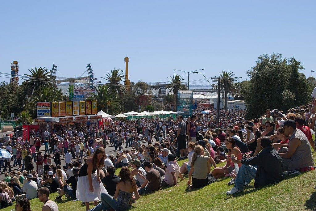 st kilda festival australian events calendar