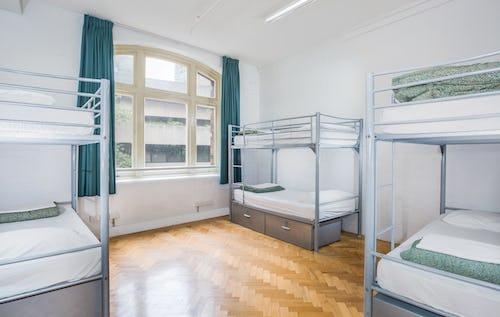 6 bed dorm at base sydney backpackers