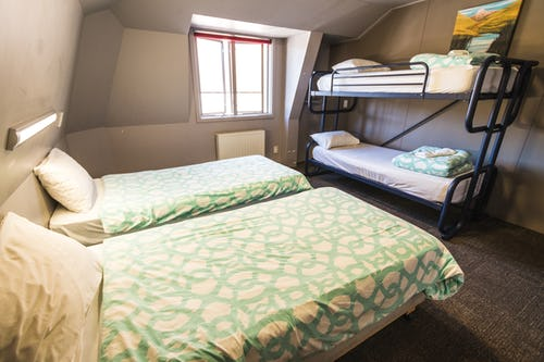 4 bed ensuite at base backpackers wanaka
