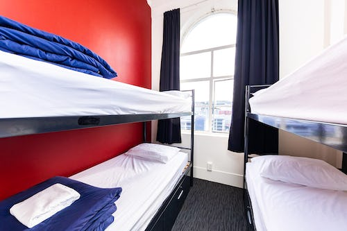 4 bed at base wellington hostel