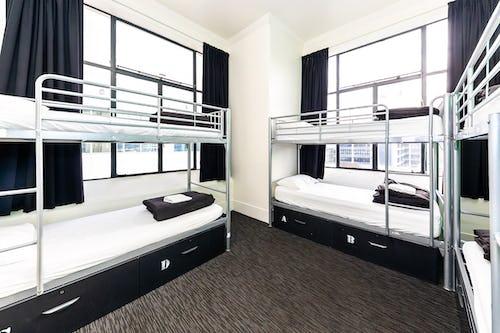 6 bed ensuite at base hostel wellington