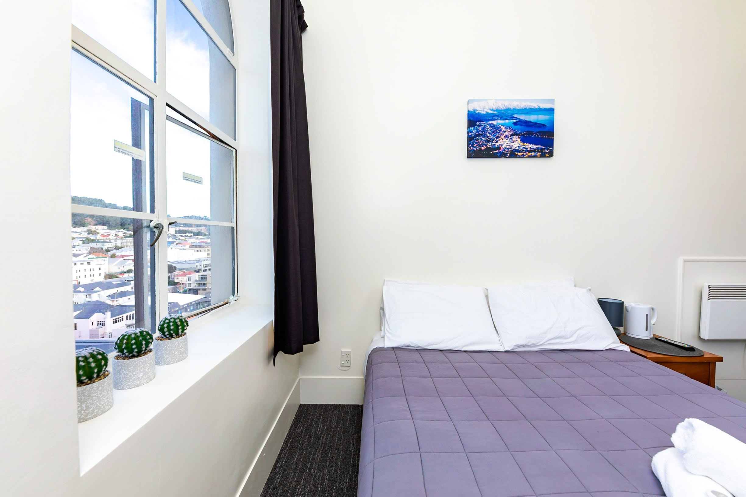 wellington hostel accommodation