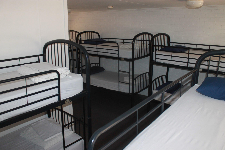 large dorm at nomads noosa hostel