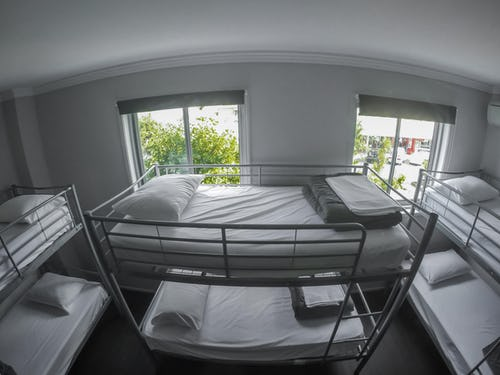 6 bed ensuite at nomads byron bay hostel