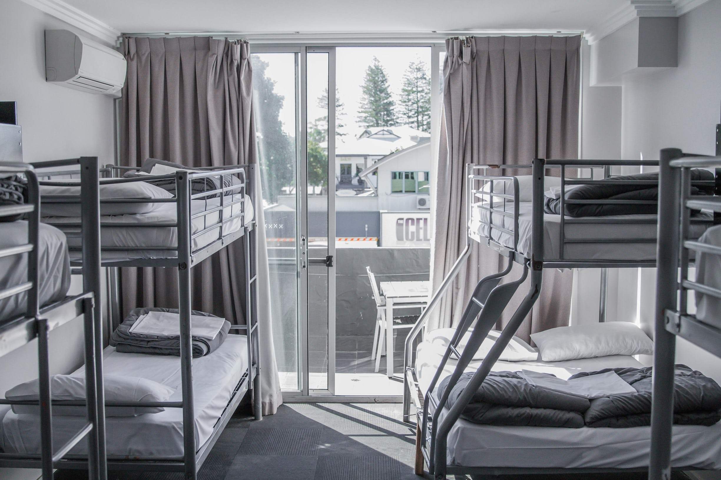 8 bed shared accommodation in byron bay