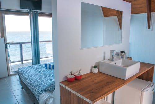 double ensuite magnetic island accommodation
