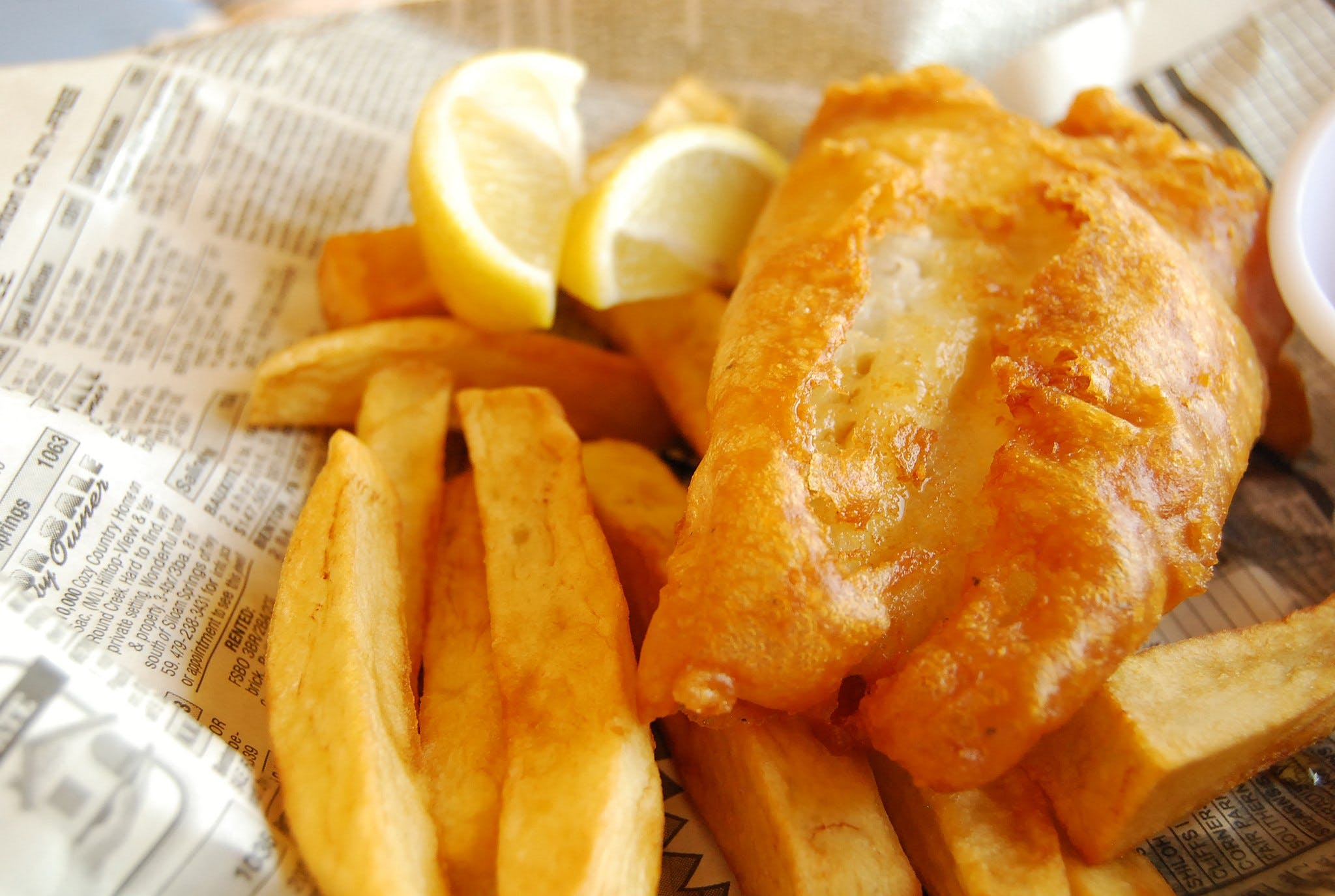 fish and chips australia or new zealand