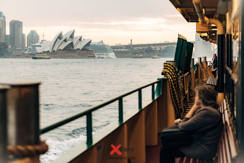 indoor activities sydney ferry ride to manly