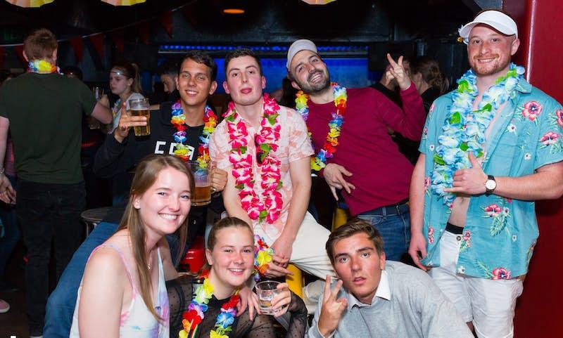 parties at base wellington bar
