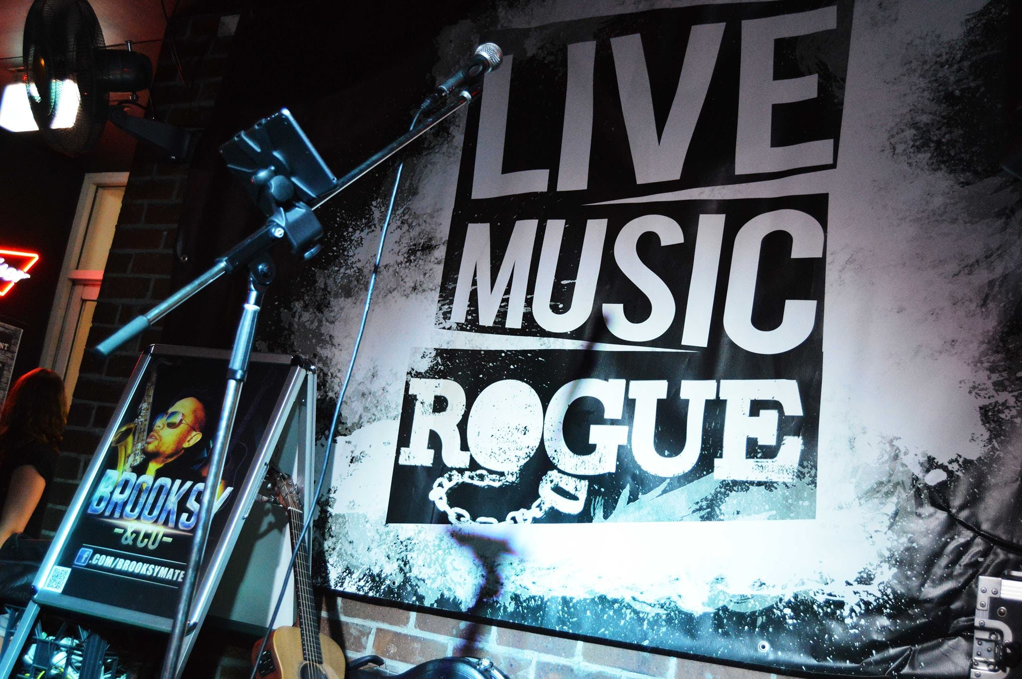 whats on at guilty rogue brisbane