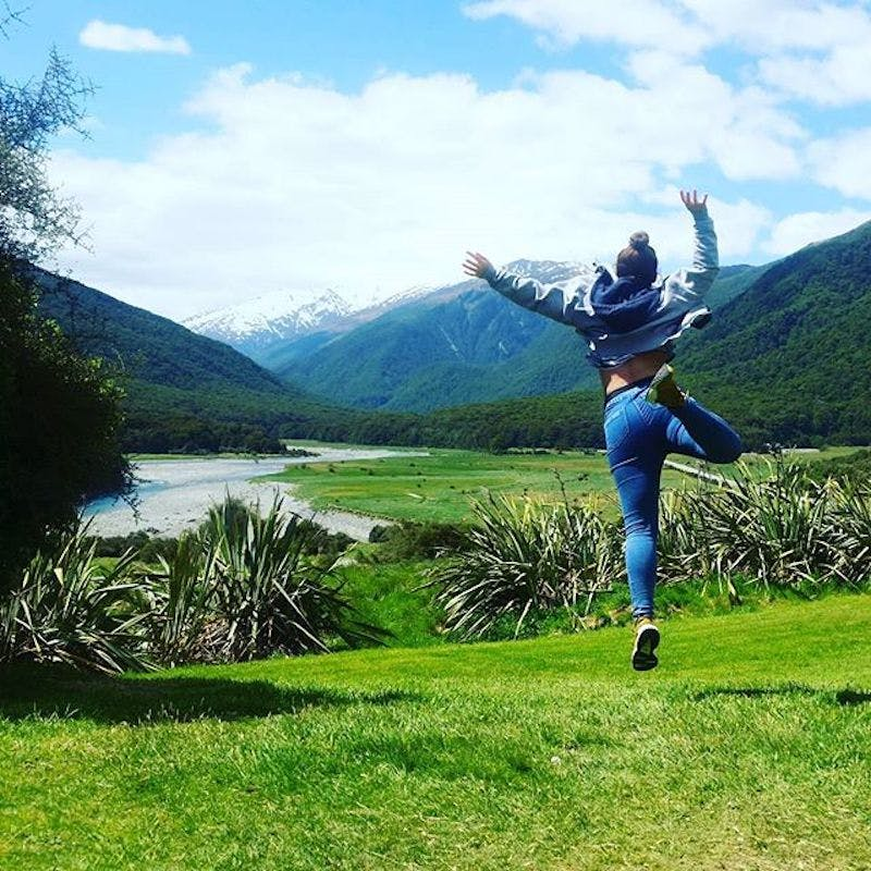 things i learnt backpacking new zealand