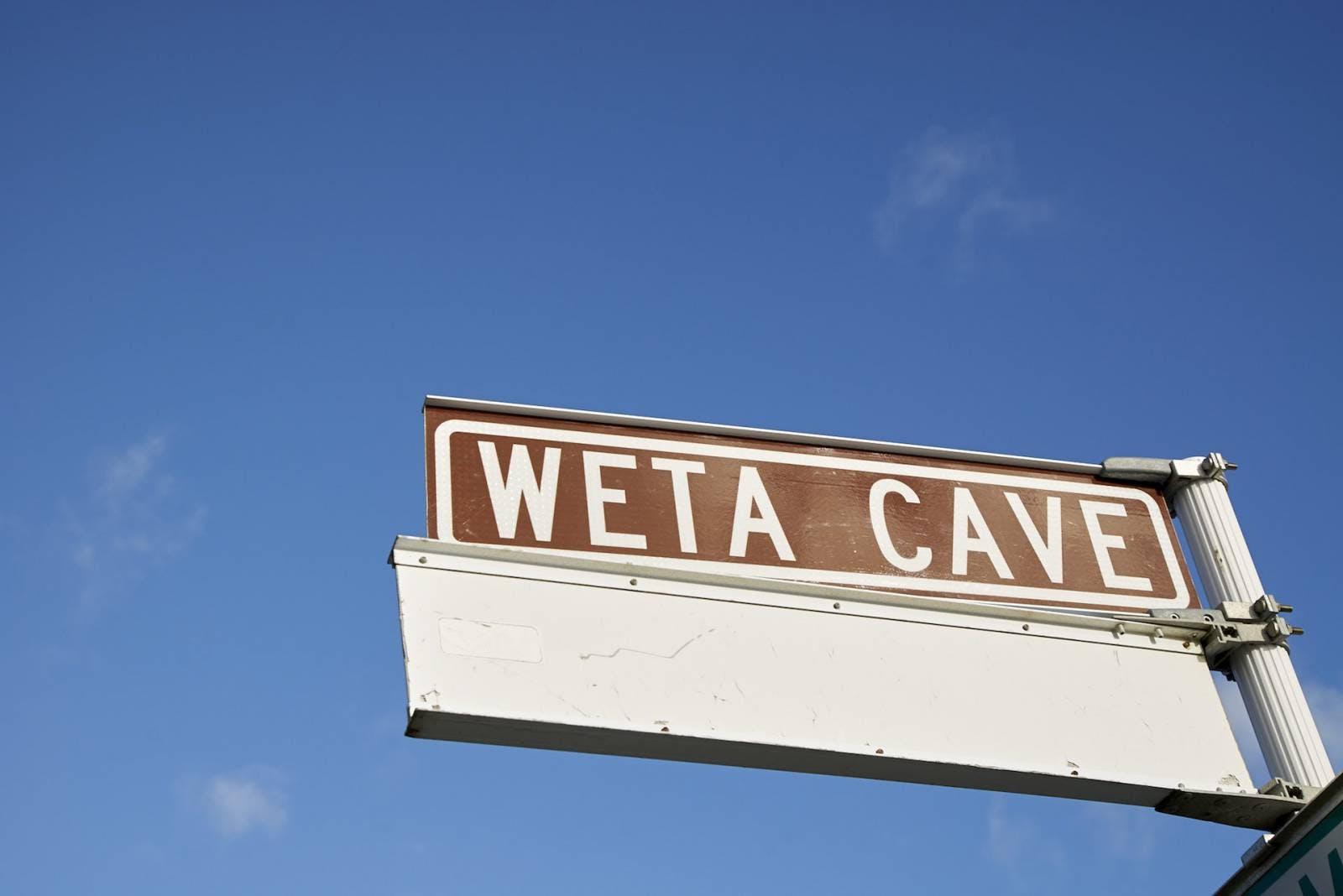 weta cave wellington