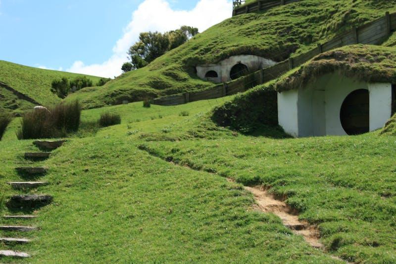 hobbiton in matamat