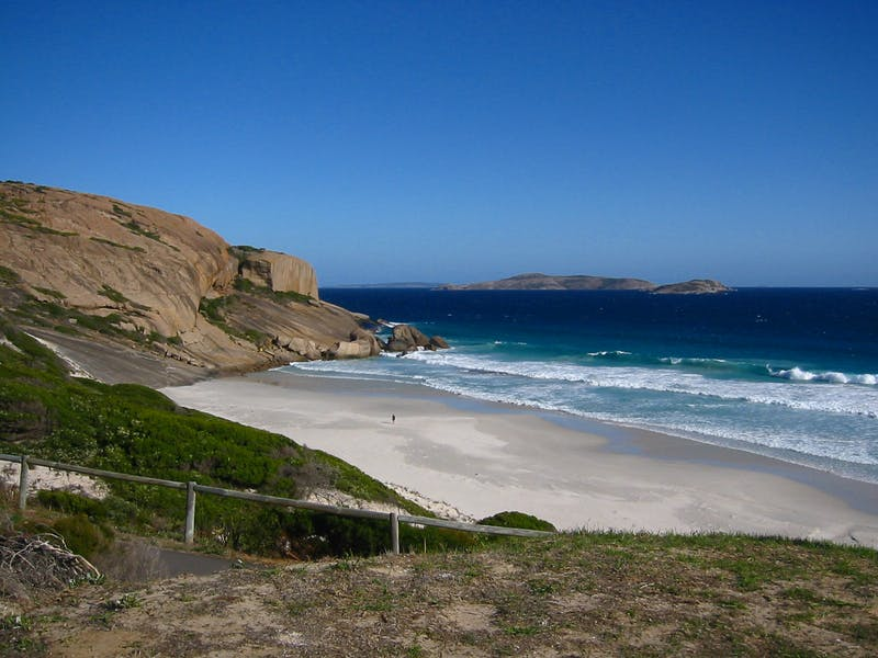esperance beach west coast of australia
