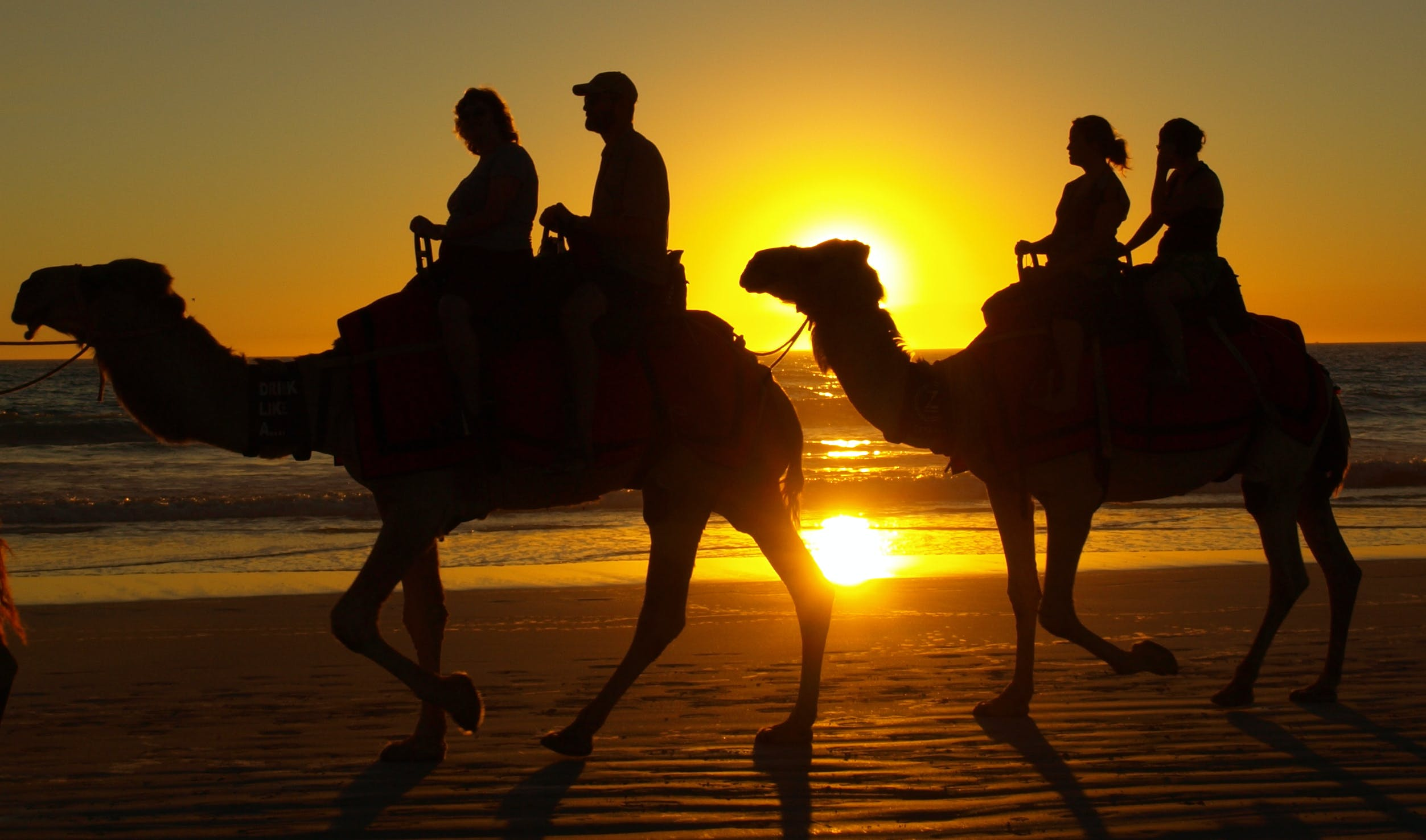 broome camel ride wa