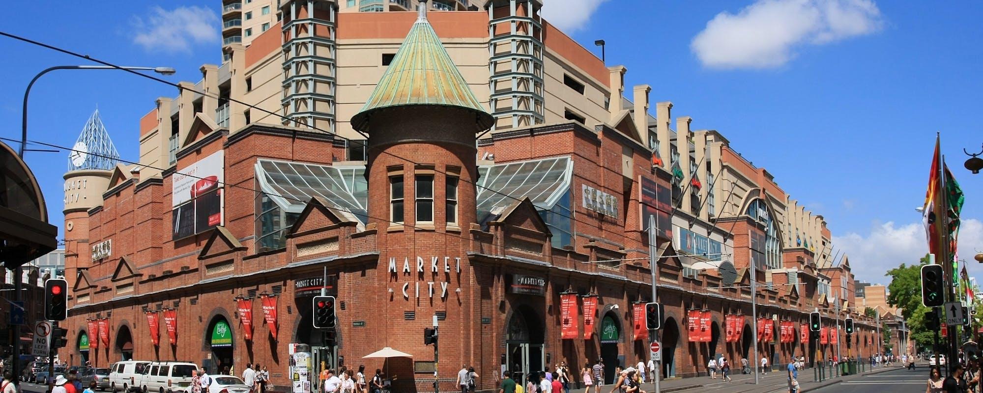 sydney markets paddys markets