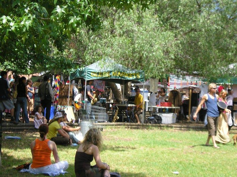 markets in sydney glebe markets