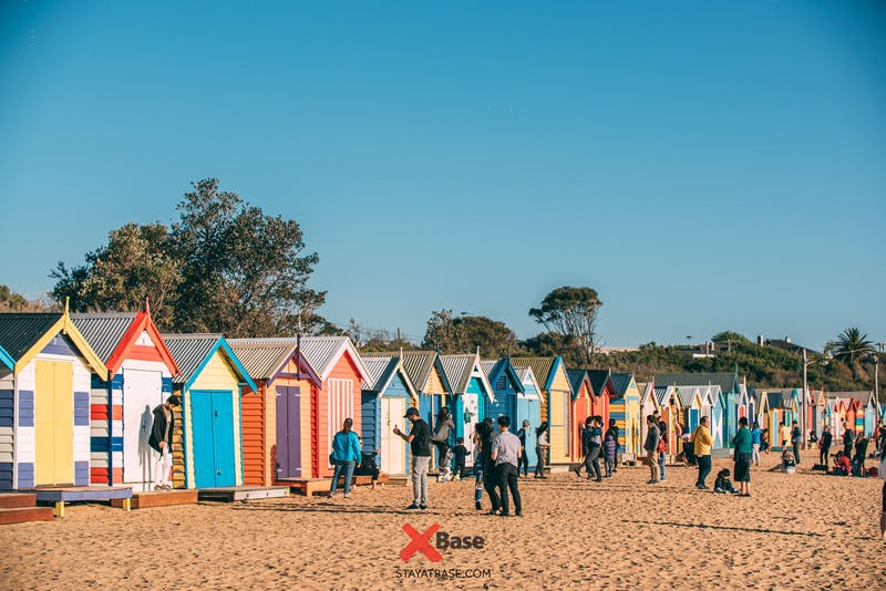 brighton beach bathing boxes melbourne free things to do